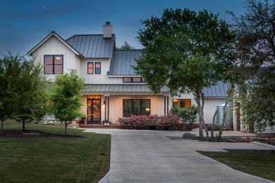 Dripping Springs TX Single Family Home For Sale: $859,000