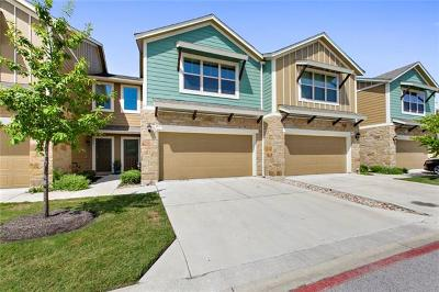 Round Rock Condo/Townhouse Pending - Taking Backups: 1620 Bryant Dr #203
