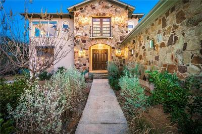 Spicewood Single Family Home For Sale: 201 Morar Dr
