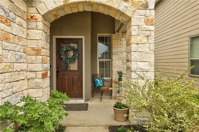 Travis County Single Family Home Pending - Taking Backups: 3709 Tranquil Ln
