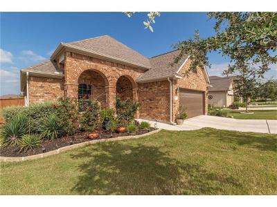 Leander Single Family Home Pending - Taking Backups: 2712 Granite Hill Dr