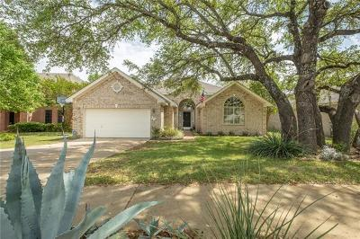 Cedar Park Single Family Home Pending - Taking Backups: 1108 Antelope Rdg
