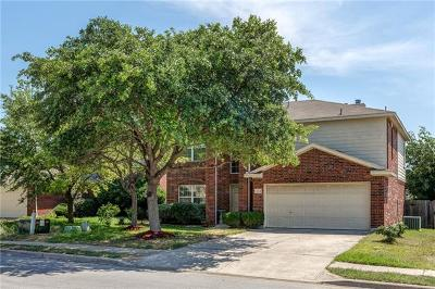 Cedar Park Single Family Home For Sale: 2204 Founder Dr