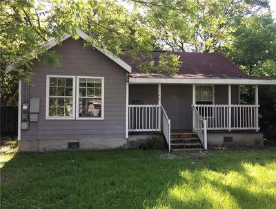 Single Family Home Pending - Taking Backups: 1140 Garland Ave