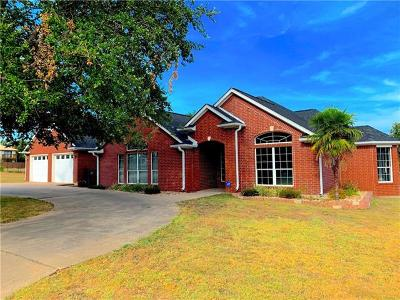 Burnet County Single Family Home For Sale: 410 Gateway Pkwy