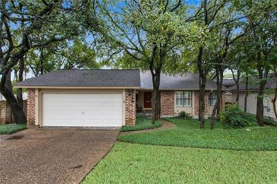 Austin TX Single Family Home For Sale: $449,000