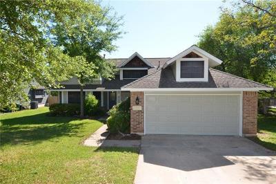 Austin Single Family Home Pending - Taking Backups: 11919 Bittern Holw