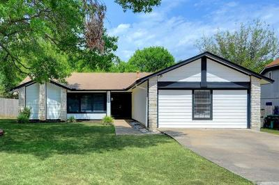 Cedar Park Single Family Home For Sale: 1409 Mimosa Pass