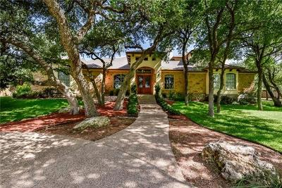 Georgetown Single Family Home For Sale: 108 Marquesa Trl