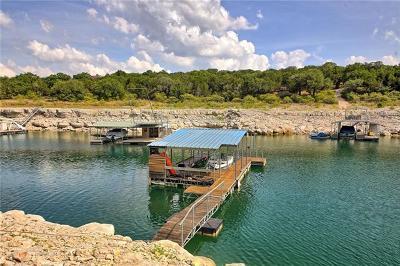 Lago Vista Single Family Home For Sale: 17712 North St