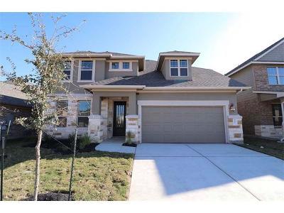 Buda Single Family Home For Sale: 207 Patriot Dr