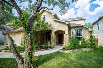 Austin Single Family Home For Sale: 10805 Split Stone Way
