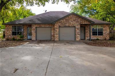 Bastrop Multi Family Home For Sale: 1812 State Highway 95