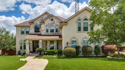 Kinney County, Uvalde County, Medina County, Bexar County, Zavala County, Frio County, Live Oak County, Bee County, San Patricio County, Nueces County, Jim Wells County, Dimmit County, Duval County, Hidalgo County, Cameron County, Willacy County Single Family Home For Sale: 414 Pueblo Pintado