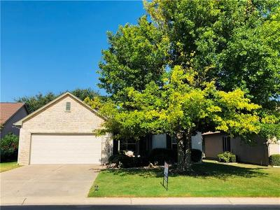 Georgetown Single Family Home For Sale: 506 Texas Dr