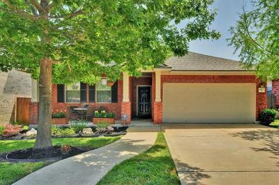 Round Rock Single Family Home Pending - Taking Backups: 2977 Freemont St
