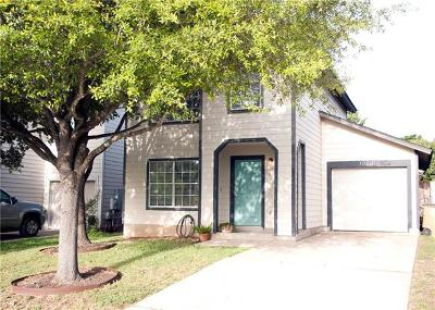 Austin Single Family Home For Sale: 10501 Marshitahs Way