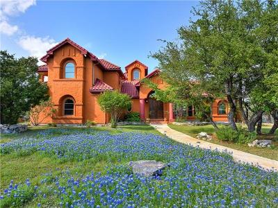 Hays County, Travis County, Williamson County Single Family Home For Sale: 12625 Fitzhugh Rd