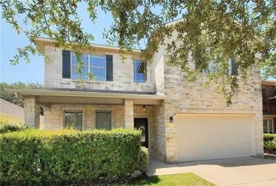 Cedar Park Rental For Rent: 3800 Juniper Hills St