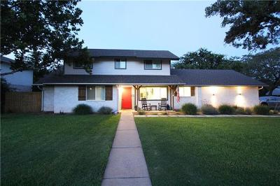 Single Family Home For Sale: 6305 Morning Dew Dr