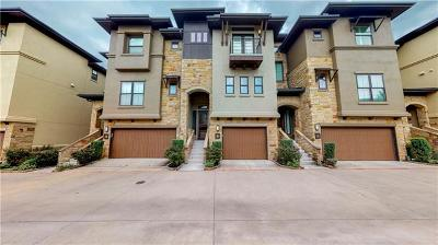 Austin Condo/Townhouse For Sale: 6533 E Hill Dr #11