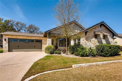 Bee Cave Single Family Home Pending - Taking Backups: 14501 Falcon Head Blvd #34