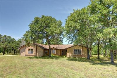 Cedar Creek Single Family Home Pending - Taking Backups: 454 Thousand Oaks Dr