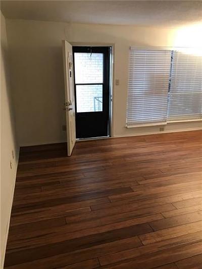 Austin Condo/Townhouse For Sale: 2425 Ashdale Dr #54