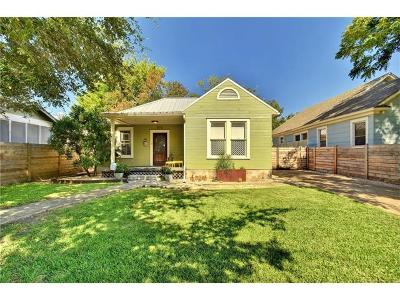 Travis County, Williamson County Single Family Home For Sale: 906 E 37th St