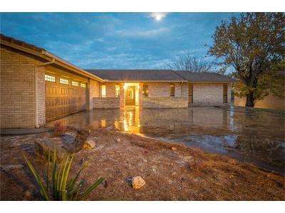 Horseshoe Bay Single Family Home For Sale: 110 Millwood
