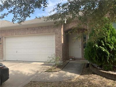 Austin Single Family Home Pending - Taking Backups: 11709 Larch Valley Dr