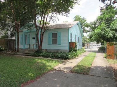 Single Family Home For Sale: 306 W North Loop Blvd