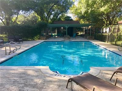 Travis County Condo/Townhouse Pending - Taking Backups: 5143 Fort Clark Dr