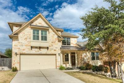 Cedar Park Single Family Home For Sale: 315 Spanish Mustang Dr
