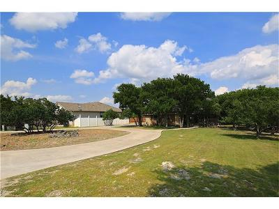 Wimberley Single Family Home For Sale: 9 Ridgewood Cir