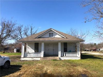 Austin Single Family Home For Sale: 309 N Lockhart St