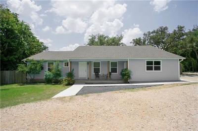 Single Family Home For Sale: 2103 Chaparral Rd