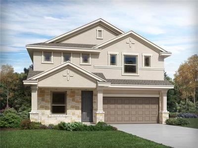 Pflugerville Single Family Home For Sale: 17414 Gabbro Dr