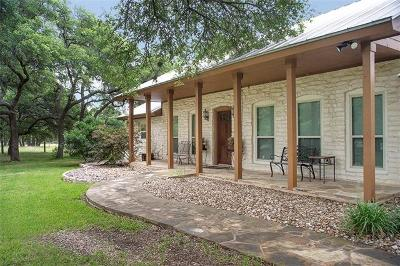Georgetown Single Family Home For Sale: 108 Rancho Bueno Dr