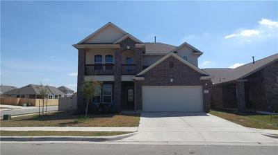 San Marcos Single Family Home For Sale: 303 Railhead Rd