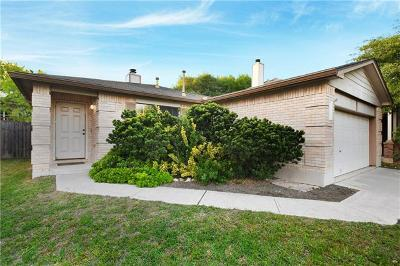 Austin Single Family Home For Sale: 9012 Frock Ct