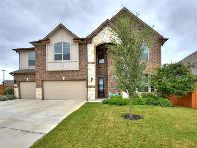 Pflugerville Single Family Home For Sale: 3000 Burcott Mill Rd