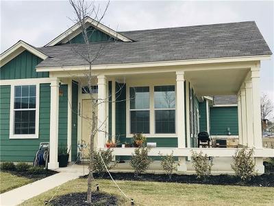 Kyle Single Family Home For Sale: 1388 Nevarez