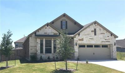 Pflugerville Single Family Home For Sale: 17300 Silent Harbor Loop