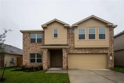 Williamson County Single Family Home For Sale: 124 Cressida Cove