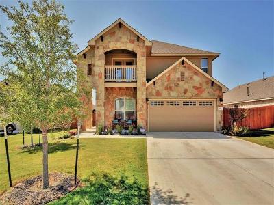 Georgetown Single Family Home For Sale: 119 Blue Waterleaf Ln