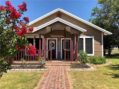 Giddings Single Family Home For Sale: 170 S Knox Ave