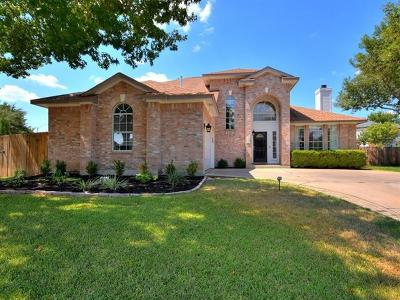 Pflugerville Single Family Home For Sale: 18000 Dansworth Cv