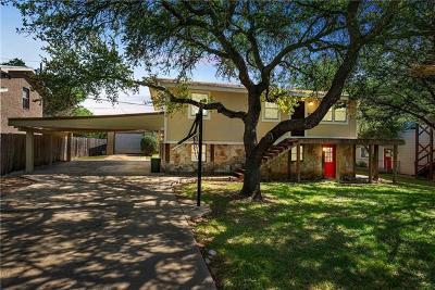 Austin Single Family Home For Sale: 15504 Enid Dr