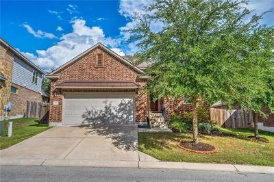 Hays County Single Family Home For Sale: 190 Stone View Trl #9